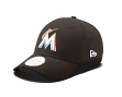 Miami Marlins New Era 9Forty Pinch Hitter Home Adjustable Hat