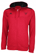 Chicago Bulls Adidas 2012 Pre-Game On Court Full Zip Hooded Sweatshirt Jacket