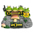 Oregon Ducks NCAA Frog Fan Bench
