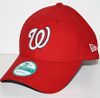 Washington Nationals New Era 9Forty Pinch Hitter Game Adjustable Hat