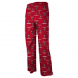 Wisconsin Badgers Youth NCAA Printed Logo Pajama Pants