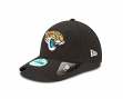 Jacksonville Jaguars New Era 9Forty NFL The League Adjustable Hat - Black