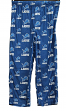Detroit Lions Youth NFL Logo Pajama Pants