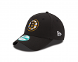 "Boston Bruins New Era 9Forty ""The League"" Adjustable Hat"