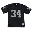 Bo Jackson Oakland Raiders Mitchell & Ness Throwback Premier Jersey - Black