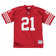 Deion Sanders San Francisco 49ers Mitchell & Ness Throwback Premier Red Jersey