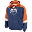 "Edmonton Oilers Majestic NHL ""Ice Classic"" Hooded Sweatshirt"