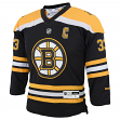 Zdeno Chara Youth Boston Bruins NHL Reebok Black Replica Jersey