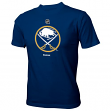 Buffalo Sabres Youth NHL Reebok Primary Logo T-shirt