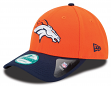 Denver Broncos New Era 9Forty NFL The League Adjustable Hat - Orange/Navy