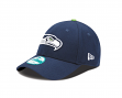 Seattle Seahawks New Era 9Forty NFL The League Adjustable Hat - Navy