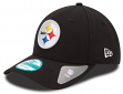 Pittsburgh Steelers New Era 9Forty NFL The League Adjustable Hat - Black