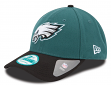 Philadelphia Eagles New Era 9Forty NFL The League Adjustable Hat - Green