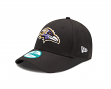 Baltimore Ravens New Era 9Forty NFL The League Adjustable Hat - Black
