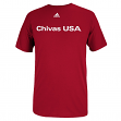 "Club Deportivo Chivas USA Adidas MLS ""Primary One"" Men's T-Shirt"
