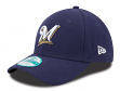 """Milwaukee Brewers New Era MLB 9Forty """"The League"""" Adjustable Hat"""