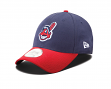 """Cleveland Indians New Era MLB 9Forty """"The League"""" Adjustable Hat"""