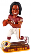 Robert Griffin III Washington Redskins NFL 2014 Springy Logo Bobblehead Figurine
