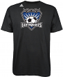 San Jose Earthquakes Adidas MLS Primary Logo T-Shirt - Black