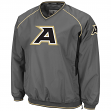Army Black Knights NCAA 2014 Pitch Pullover Jacket - Charcoal