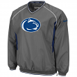Penn State Nittany Lions NCAA 2014 Pitch Pullover Jacket - Charcoal