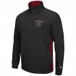 South Carolina Gamecocks NCAA Charger 1/2 Zip Jacket - Black