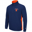 Syracuse Orange NCAA Charger 1/2 Zip Jacket - Navy