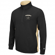 Vanderbilt Commodores NCAA Charger 1/2 Zip Jacket - Black
