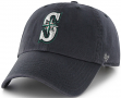 Seattle Mariners 47 Brand MLB Clean Up Adjustable Hat - Home