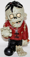 South Carolina Gamecocks NCAA 8'' Thematic Zombie Figurine