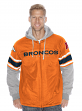 "Denver Broncos NFL G-III 2014 ""1 on 1"" Jersey Full Zip Premium Jacket"