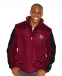 """San Francisco 49ers NFL """"Goal to Go"""" Systems 4-in-1 Heavyweight Vest Jacket"""