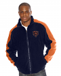 "Chicago Bears NFL ""Goal to Go"" Systems 4-in-1 Heavyweight Vest Jacket"