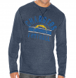 "San Diego Chargers G-III NFL ""Free Safety"" Long Sleeve Thermal Shirt"