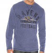 "Baltimore Ravens G-III NFL ""Free Safety"" Long Sleeve Thermal Shirt"