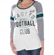 "Philadelphia Eagles Women's G-III NFL ""Wishbone"" Long Sleeve Shirt"
