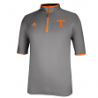 Tennessee Volunteers Adidas 2014 Sideline Climalite 1/4 Zip Pullover Shirt -Gray