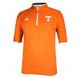 Tennessee Volunteers Adidas Sideline Climalite 1/4 Zip Pullover Shirt - Orange
