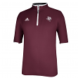 Texas A&M Aggies Adidas 2014 Sideline Climalite 1/4 Zip Pullover Shirt