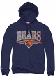 "Chicago Bears Mitchell & Ness NFL ""Abstract Vibes"" Pullover Hooded Sweatshirt"