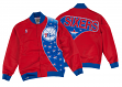 Philadelphia 76ers Mitchell & Ness Authentic 93-94 Warmup Premium Jacket