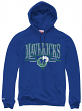 "Dallas Mavericks Mitchell & Ness NBA ""Abstract Vibes"" Pullover Hooded Sweatshirt"