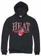 "Miami Heat Mitchell & Ness NBA ""Abstract Vibes"" Pullover Hooded Sweatshirt"