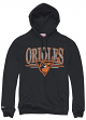 "Baltimore Orioles Mitchell & Ness ""Abstract Vibes"" Pullover Hooded Sweatshirt"