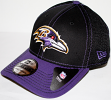 Baltimore Ravens New Era NFL 39THIRTY Blitz Neo Fitted Hat - 2 Tone