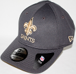 """New Orleans Saints New Era NFL 39THIRTY Tech """"Grafpop Classic"""" Fitted Hat"""
