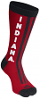 Indiana Hoosiers Adidas 2014 NCAA Striped Men's Socks