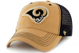 "St. Louis Rams 47 Brand NFL ""Taylor"" Slouch Stretch Fit Hat"