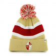 "San Francisco 49ers 47 Brand NFL ""Breakaway"" Throwback Cuffed Knit Hat"