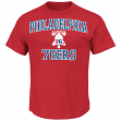 Philadelphia 76ers Majestic NBA Heart & Soul Throwback Men's T-Shirt